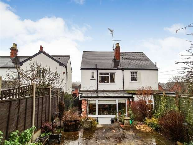 3 Bedrooms Semi Detached House for sale in East Road, Bromsgrove, Worcestershire