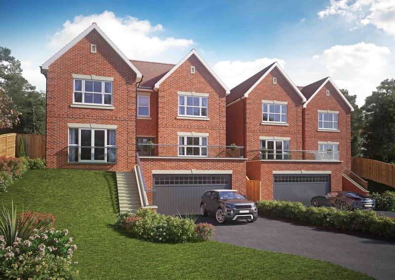 5 Bedrooms Detached House for sale in Holtspur Top Lane, Beaconsfield, HP9