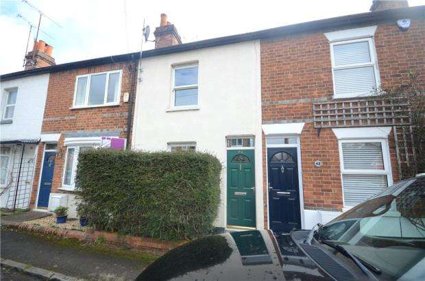 2 Bedrooms Terraced House for sale in Piggotts Road, Caversham, Reading