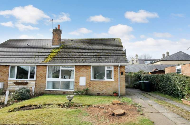 2 Bedrooms Bungalow for sale in Blakey Close, Sowerby, Thirsk YO7 1JL