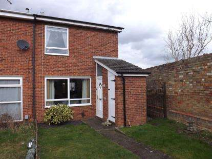 3 Bedrooms End Of Terrace House for sale in Franklin Road, Biggleswade, Bedfordshire