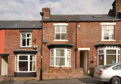 3 Bedrooms House for sale in Argyle Road, Sheffield, South Yorkshire