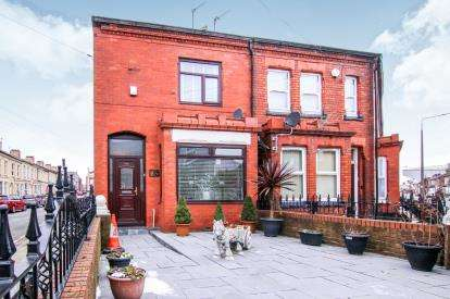4 Bedrooms End Of Terrace House for sale in Walton Breck Road, Liverpool, Merseyside, L4