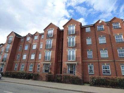 2 Bedrooms Flat for sale in Magnus Court, Derby, Derbyshire