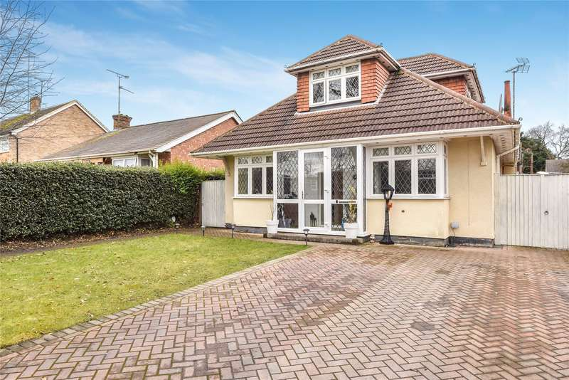 4 Bedrooms Detached House for sale in Owlsmoor Road, Owlsmoor, Sandhurst, Berkshire, GU47