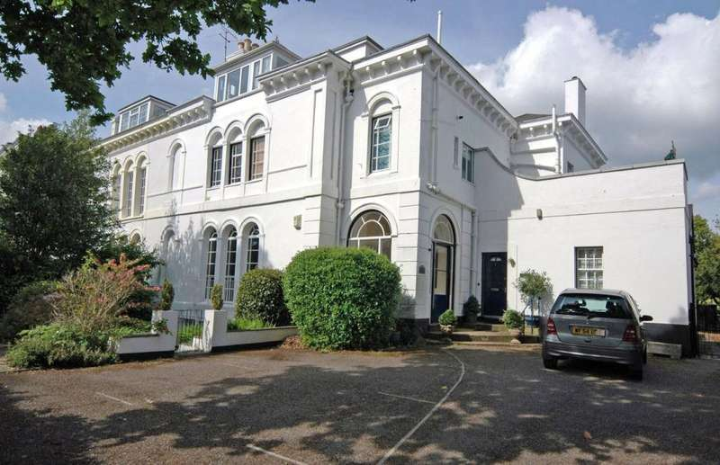 1 Bedroom Flat for sale in St Leonards, Exeter