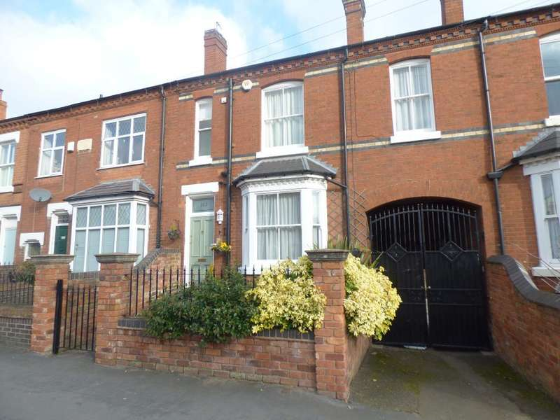 4 Bedrooms Mews House for sale in Park Hill Road, Harborne, Birmingham, B17 9HD