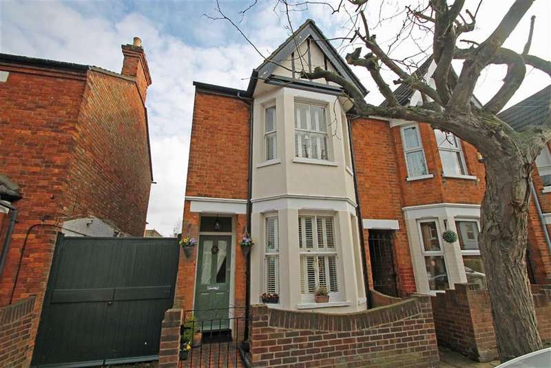 4 Bedrooms Semi Detached House for sale in George Street, Bedford