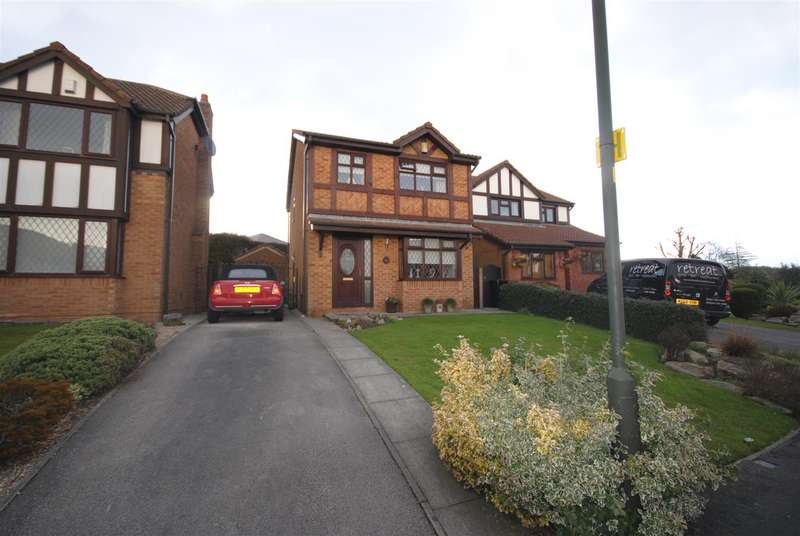 3 Bedrooms Detached House for sale in The Fields, Aspull, Wigan