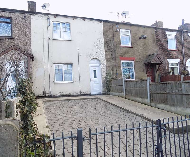 2 Bedrooms Terraced House for sale in High Street, Golborne, Warrington, WA3
