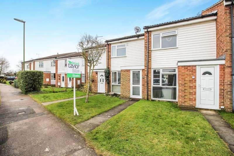 2 Bedrooms Terraced House for sale in Bearsden Way, Broadbridge Heath