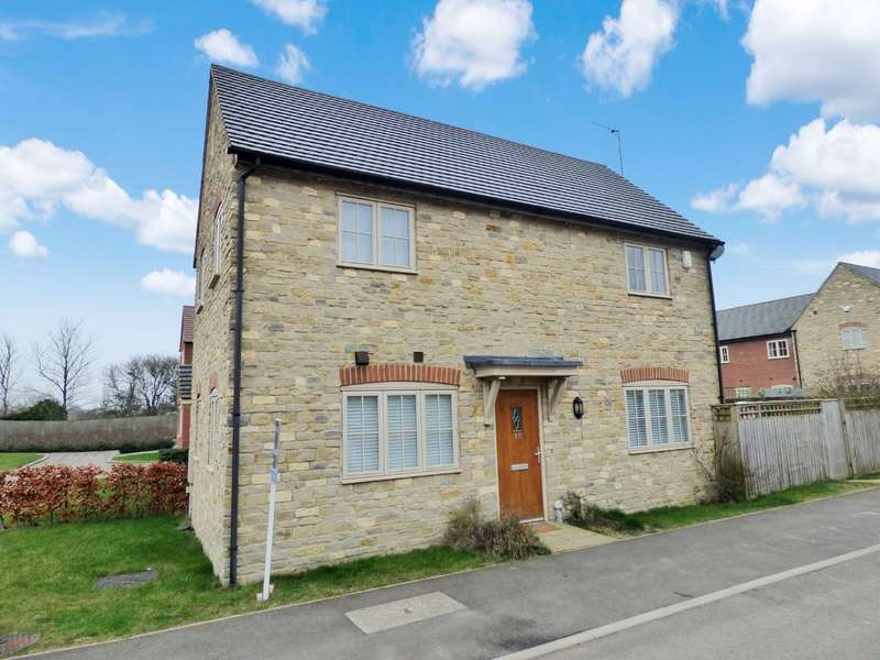 2 Bedrooms Detached House for sale in Hereburgh Way, Harbury