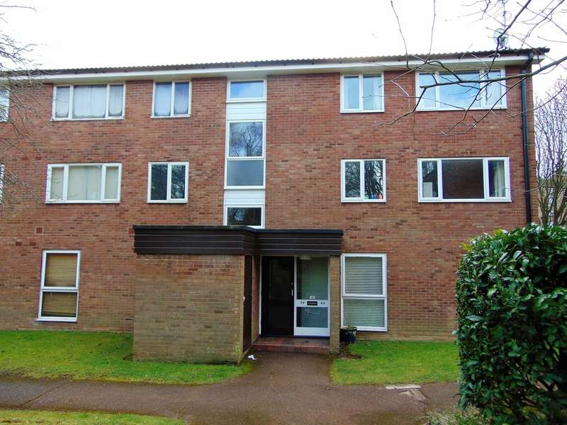 2 Bedrooms Flat for sale in Inglewood, Pixton Way, Croydon, CR0 9LP