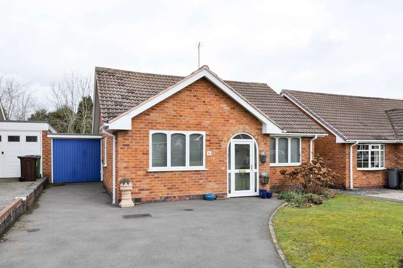 2 Bedrooms Bungalow for sale in Berkswell Close, Solihull, Solihull, B91