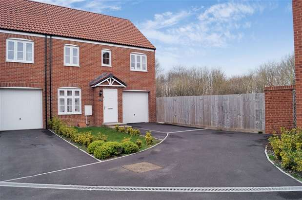 3 Bedrooms Semi Detached House for rent in Walton Close