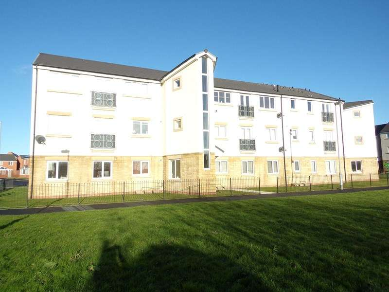 2 Bedrooms Apartment Flat for sale in Taku Court, South Shore, Blyth, Northumberland, NE24 3UH