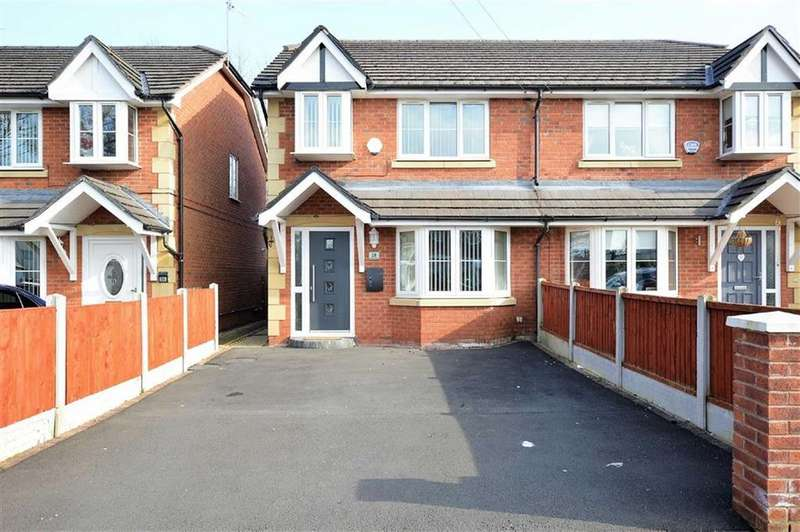 3 Bedrooms Semi Detached House for sale in Welford Avenue, Prenton, CH43