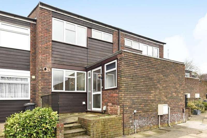 2 Bedrooms Terraced House for sale in Ormanton Road, Sydenham
