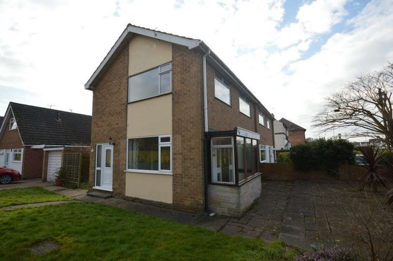 3 Bedrooms Semi Detached House for rent in Ruddington Lane, Wilford
