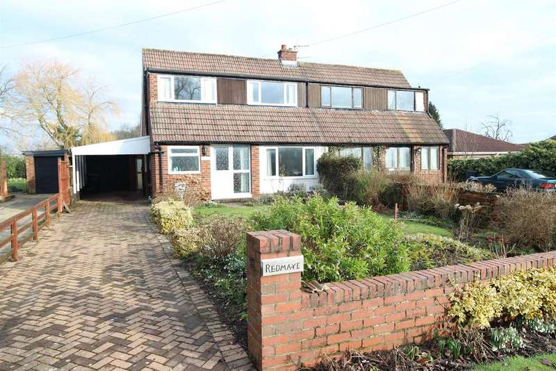 2 Bedrooms Semi Detached House for sale in Middleton Tyas, Richmond
