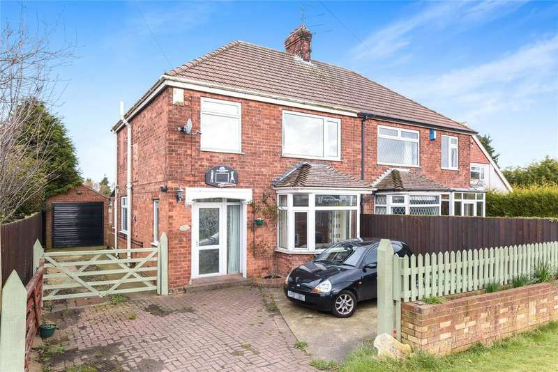 3 Bedrooms Semi Detached House for sale in Barton Street, Laceby, DN37
