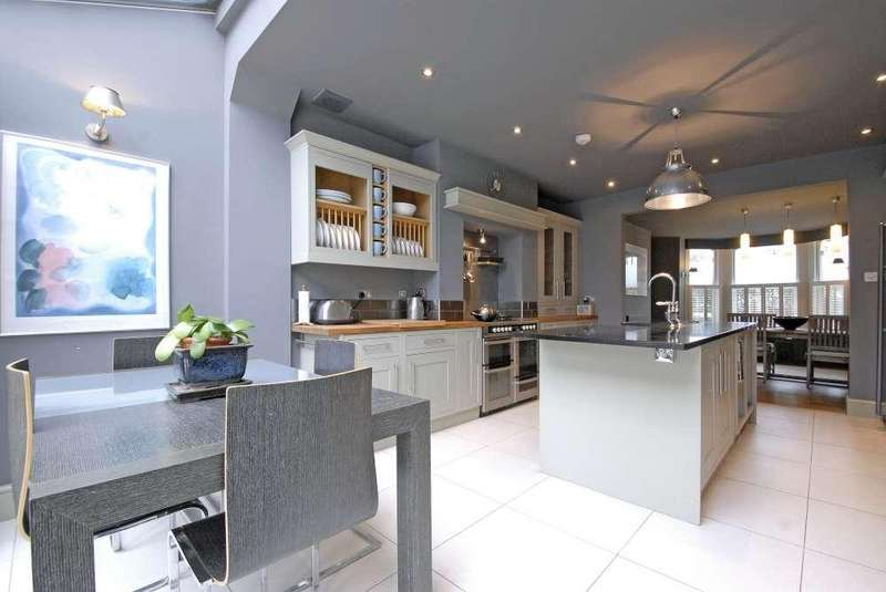 5 Bedrooms Terraced House for sale in Lordship Lane