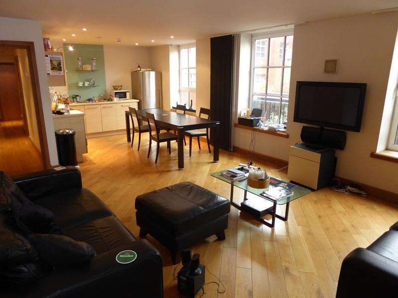 2 Bedrooms Apartment Flat for rent in The Old Chapel, St Pauls Square, Birmingham B3
