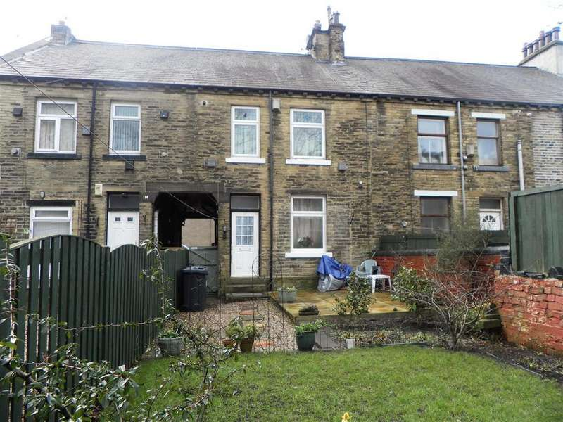 2 Bedrooms Terraced House for sale in Rathmell Street, Bankfoot, Bradford, BD5 9QJ