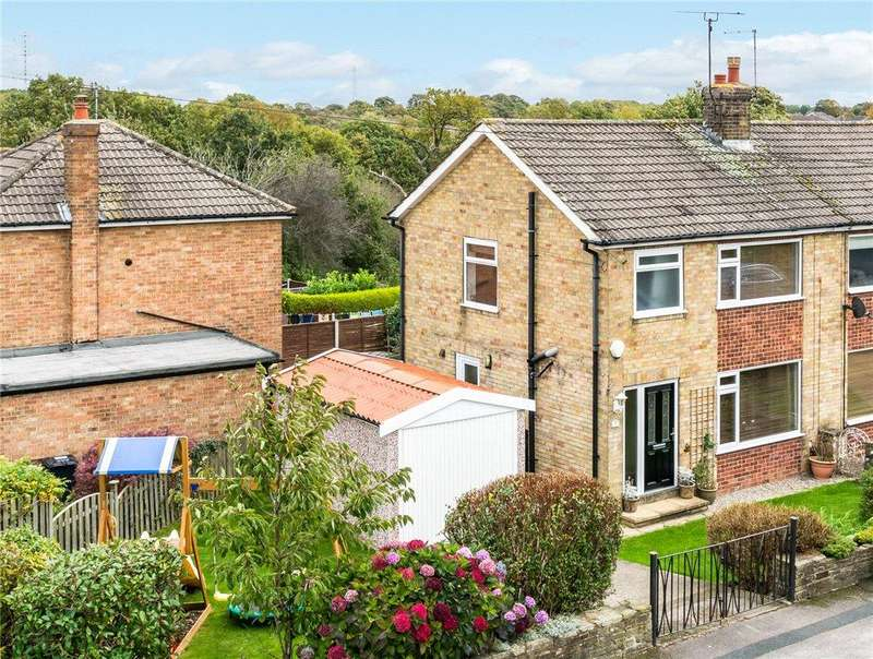 3 Bedrooms Semi Detached House for sale in Bachelor Drive, Harrogate, North Yorkshire