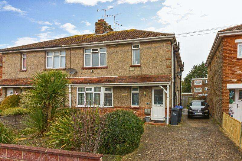 2 Bedrooms Flat for sale in Henty Road, Worthing