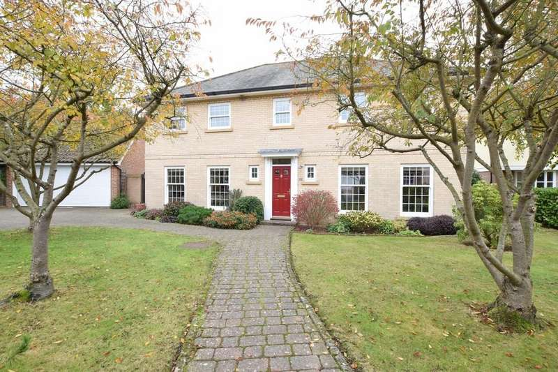 5 Bedrooms Detached House for sale in East Bergholt