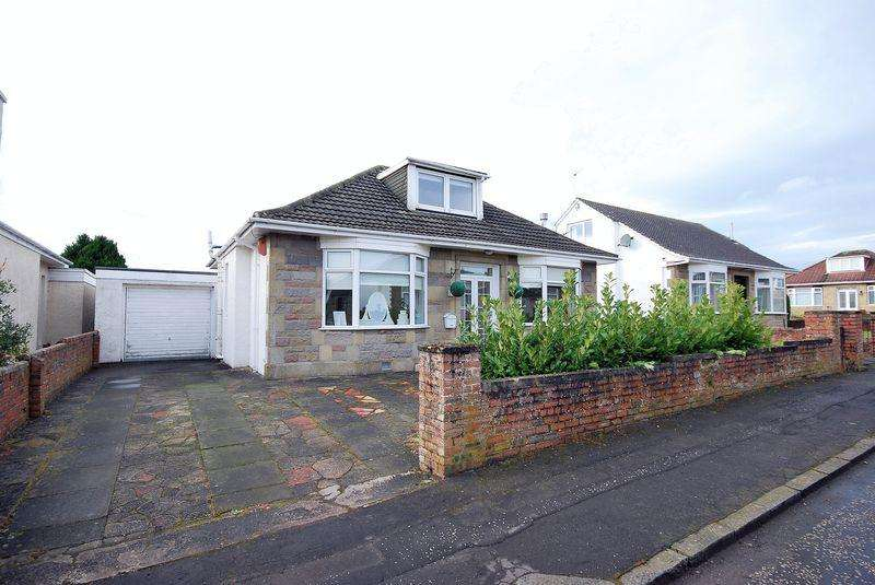 3 Bedrooms Detached Bungalow for sale in 25 Willow Park, Ayr, KA7 3TF
