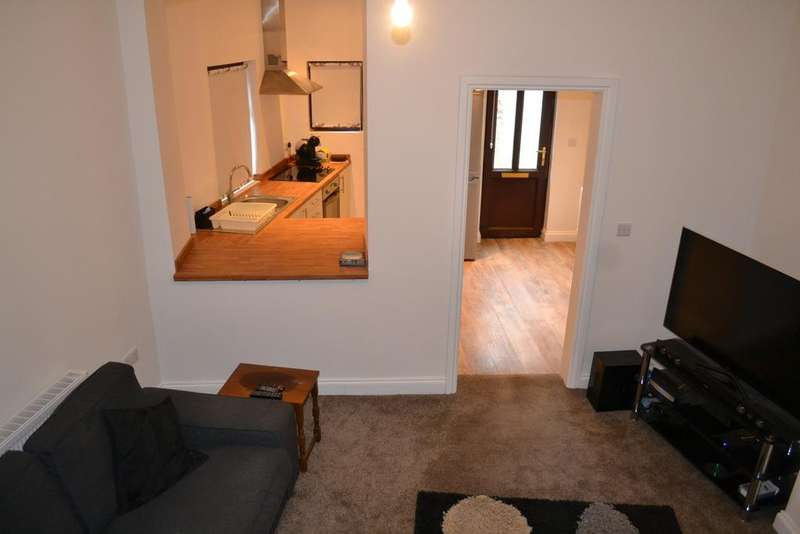 1 Bedroom Flat for rent in 4b New Road, The Cottage, Earby BB18
