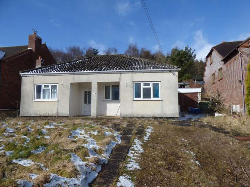 3 Bedrooms Detached Bungalow for sale in 125 Rugeley Road, Hazel Slade, WS12 0PG (Auction taking place Monday 26th March 2018)