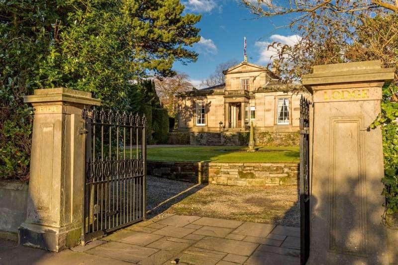 6 Bedrooms Detached House for sale in Arthur Lodge, Blacket Place, Edinburgh, EH9 1RL