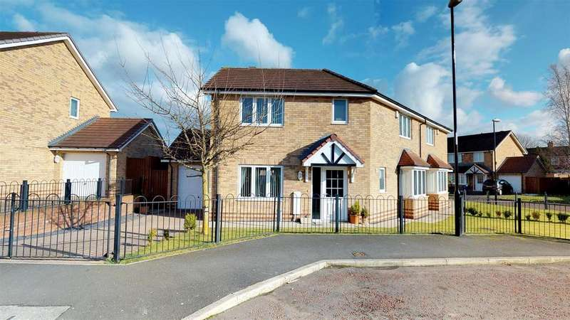 3 Bedrooms Semi Detached House for sale in Avon Crescent, Houghton Le Spring