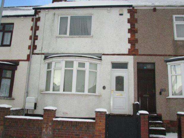 3 Bedrooms Terraced House for sale in WHARTON TERRACE, HARTLEPOOL, HARTLEPOOL