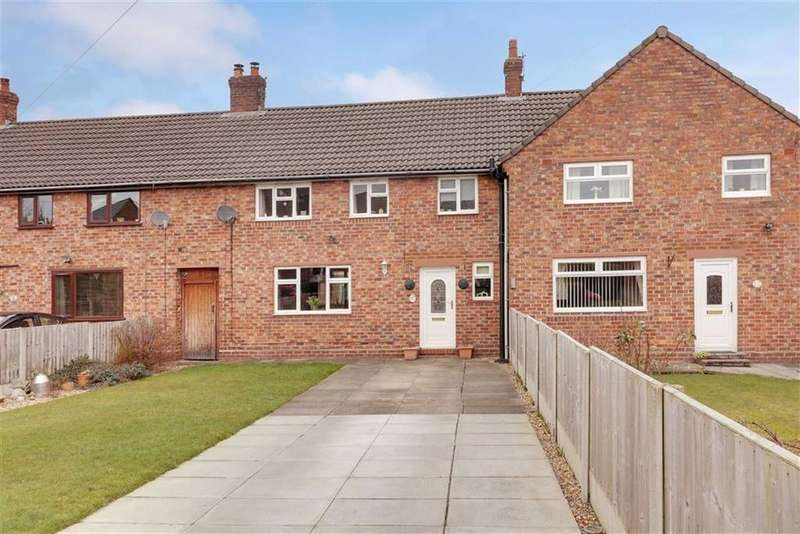 3 Bedrooms Terraced House for sale in Cherry Crescent, Winsford, Cheshire
