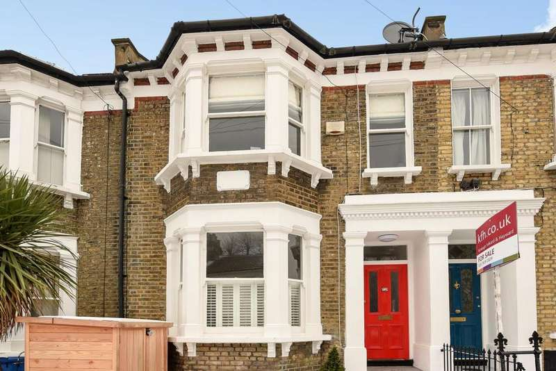 3 Bedrooms Terraced House for sale in Linnell Road, Camberwell