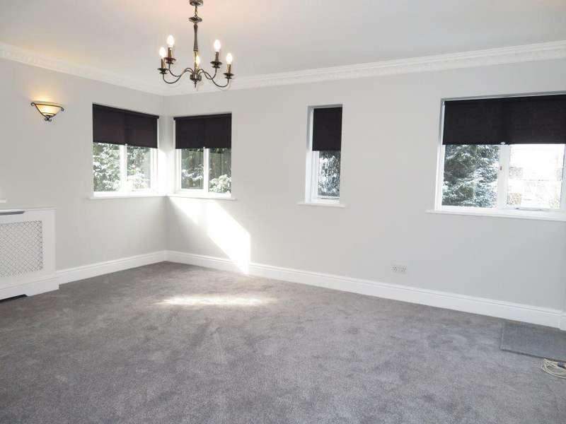 2 Bedrooms Flat for rent in Knighton Lane, Buckhurst Hill, IG9
