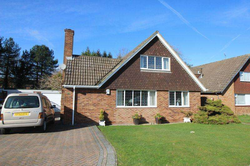 4 Bedrooms Detached House for sale in Ifield, Crawley
