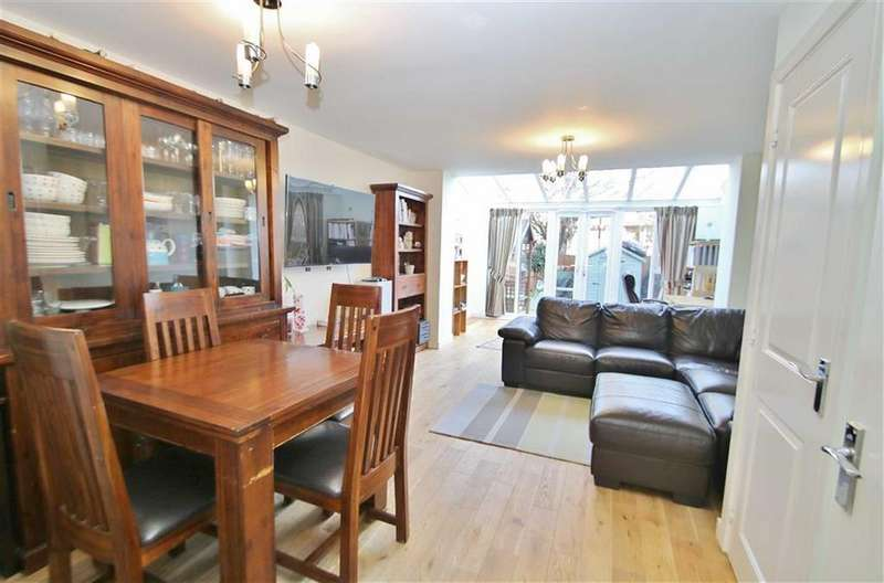 3 Bedrooms End Of Terrace House for sale in Schoolgate Drive, Morden, SM4