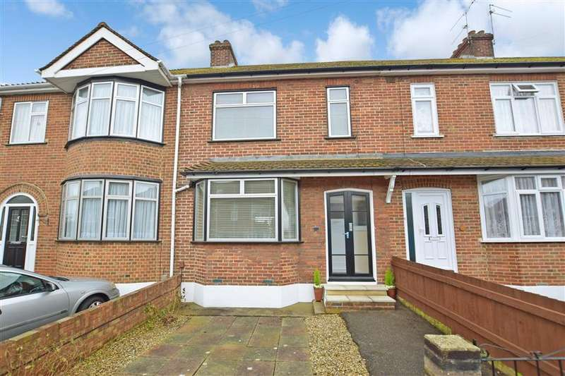 3 Bedrooms Terraced House for sale in Sunnymead Avenue, Gillingham, Kent