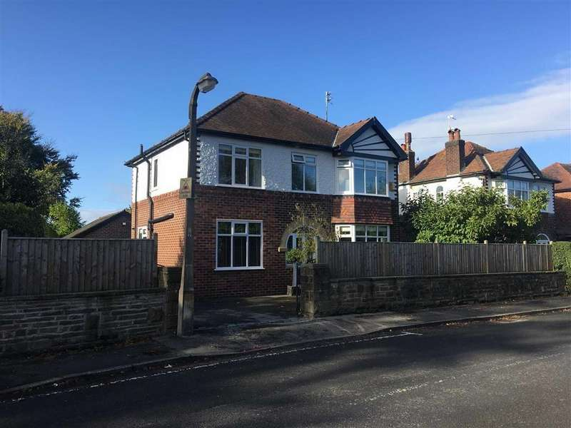 4 Bedrooms Detached House for sale in Ashdene Road, Wilmslow