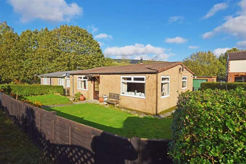 2 Bedrooms Detached House for sale in Nest Estate, Mytholmroyd,, Hebden Bridge HX7