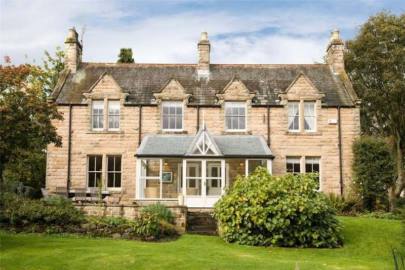 6 Bedrooms Detached House for sale in Allerwash, Hexham, Northumberland