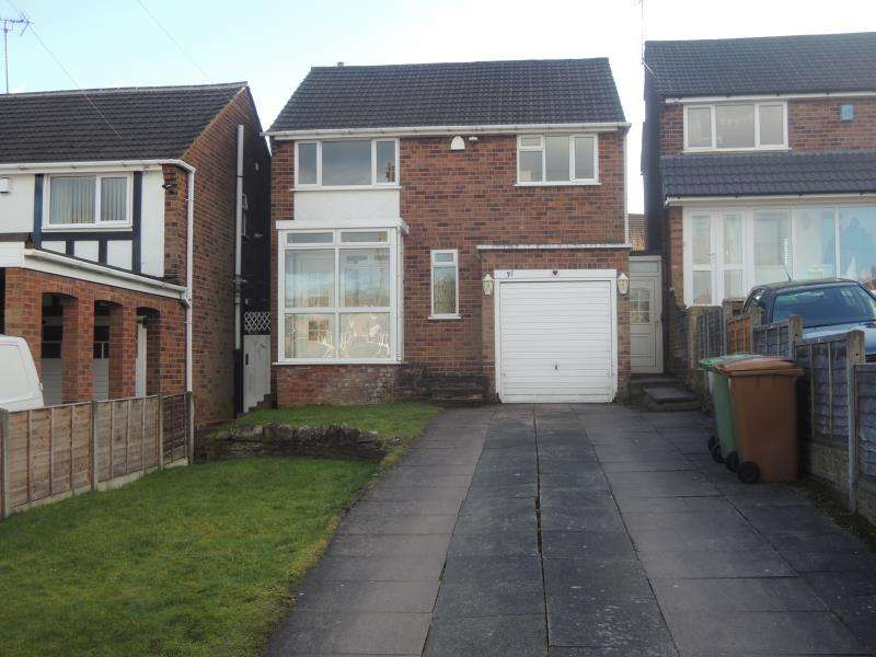 3 Bedrooms Detached House for rent in Garnet Avenue, Great Barr B43 7RJ
