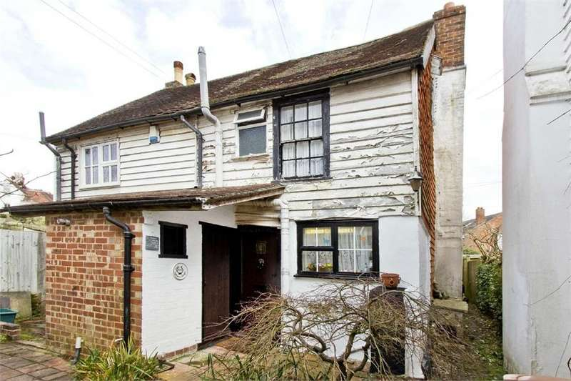 3 Bedrooms Cottage House for sale in Victoria Road, Southborough, Tunbridge Wells, Kent