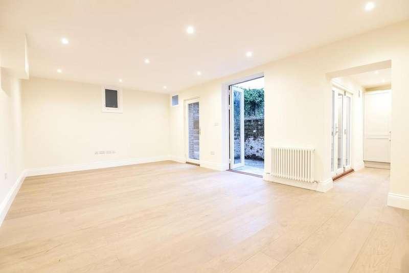 2 Bedrooms Flat for sale in Breakspears Road, Brockley