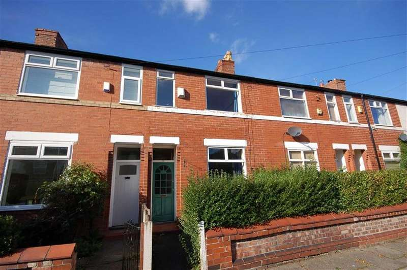 2 Bedrooms Terraced House for sale in Henwood Road, Withington, Manchester